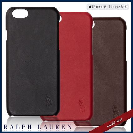 Quantities limited gift packaging OK Ralph leather iphone6/6
