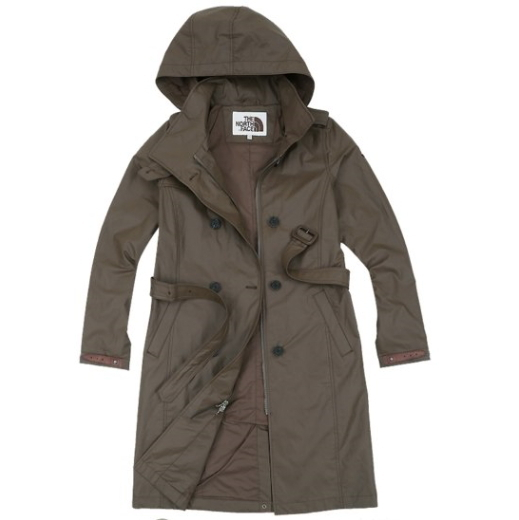 THE NORTH FACE ★ GLEN LONG TRENCH COAT?2色
