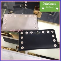 【kate spade】可愛いお花モチーフ♪crescent street 'lacey'★