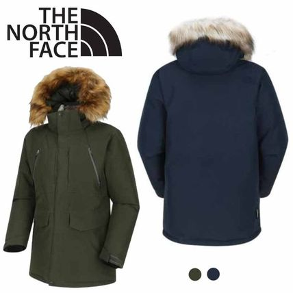 THE NORTH FACE~冬を暖かく!M'S THELON 2 DOWN PARKA 2色