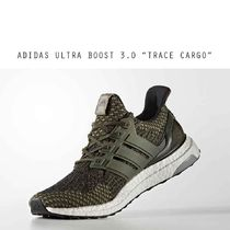 "ADIDAS ULTRA BOOST 3.0 ""TRACE CARGO"" カーゴ グリーン"
