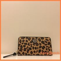 Tory Burch Kerrington  Zip Wallet 在庫有♪