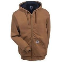 ★Carhartt★Rutland Thermal-Lined ジップアップパーカー