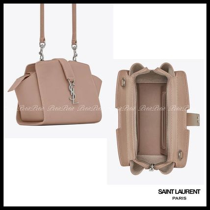 Saint Laurent YSLCABASTOY / adult cute clutch bag