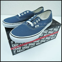 【ロンハーマン取扱】VANS AUTHENTIC★ORION BLUE / TRUE WHITE