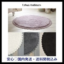 Urban Outfitters(アーバンアウトフィッターズ) ラグ・マット・カーペット 国内発送*Urban Outfitters☆Plum & Bow Crochet Trim Bath Mat