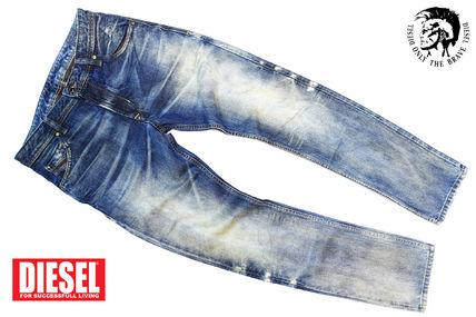 Diesel blue icons KRAYVER 0845L made in Italy