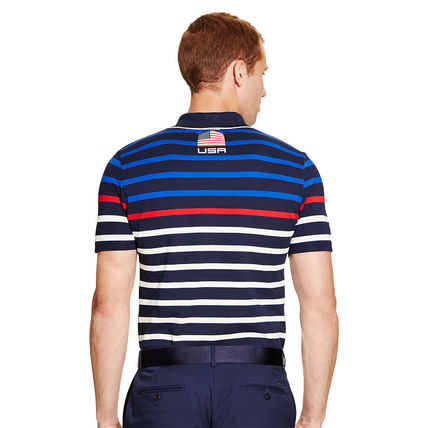 Ralph Lauren メンズ・トップス 【セール】POLO GOLF: US RYDER CUP ACTIVE-FIT POLO ポロシャツ(3)