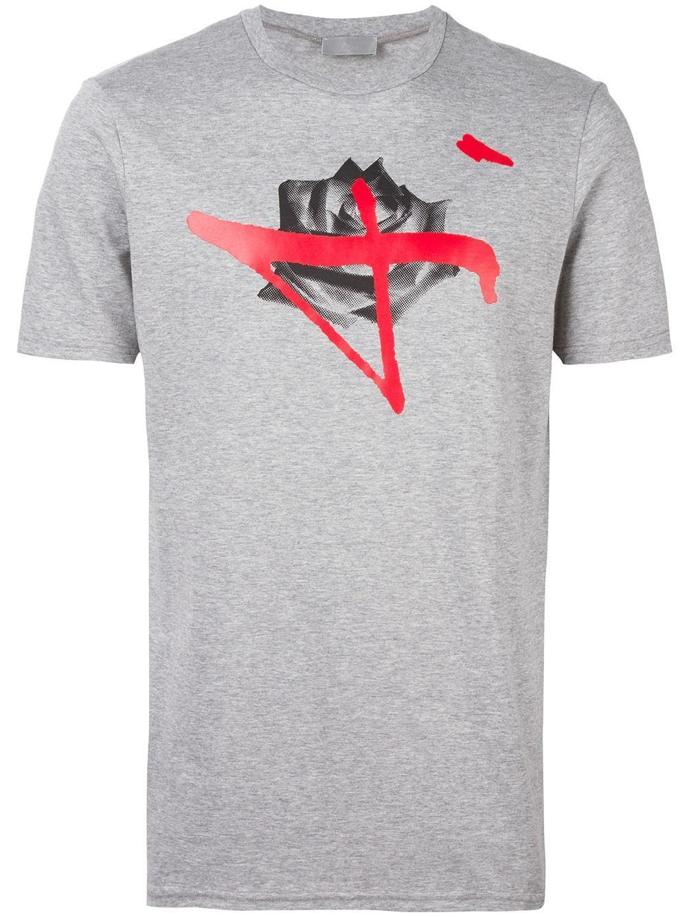 """【DIOR HOMME】16AW新作★""""Within me""""プリントTシャツ関税込"""