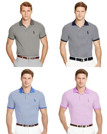 Ralph Lauren メンズ・トップス 【セール】POLO GOLF: CUSTOM-FIT PERFORMANCE POLO ポロシャツ