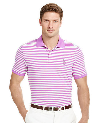 Ralph Lauren メンズ・トップス 【セール】POLO GOLF: CUSTOM-FIT PERFORMANCE POLO ポロシャツ(11)