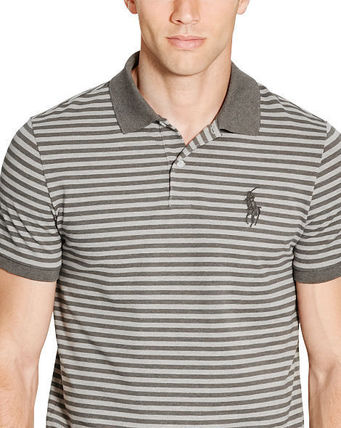 Ralph Lauren メンズ・トップス 【セール】POLO GOLF: CUSTOM-FIT PERFORMANCE POLO ポロシャツ(3)
