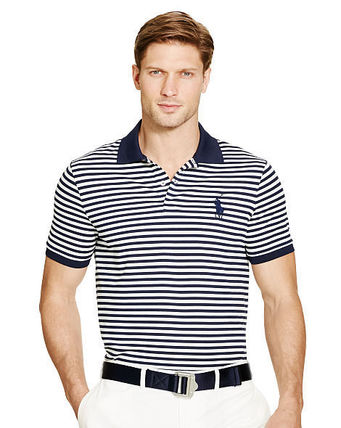 Ralph Lauren メンズ・トップス 【セール】POLO GOLF: CUSTOM-FIT PERFORMANCE POLO ポロシャツ(5)