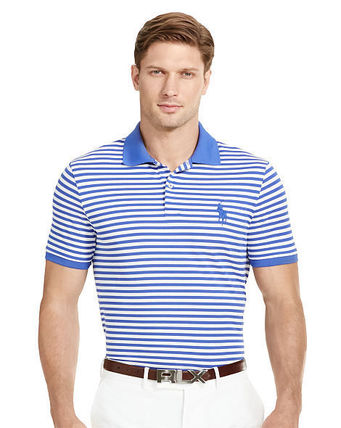 Ralph Lauren メンズ・トップス 【セール】POLO GOLF: CUSTOM-FIT PERFORMANCE POLO ポロシャツ(8)