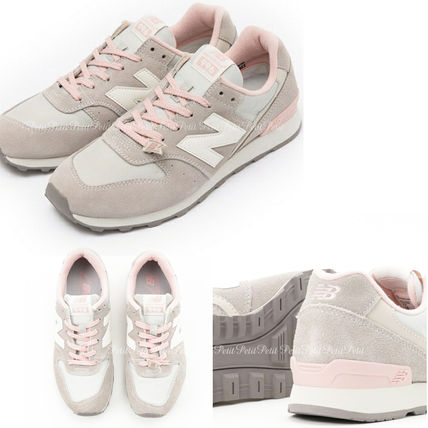 New balance WR996 cute gray / pink