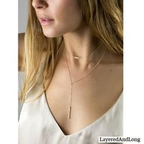 【Layered And Long】★Pearl Choker &  Necklace★2本セット
