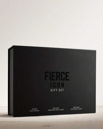 Abercrombie & Fitch フレグランス ギフトにぴったり!!!  FIERCE ICON GIFT SET(3)