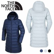 THE NORTH FACE〜冬を暖かく!W'S U2 LIGHT DOWN COAT 3色