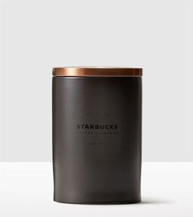 US NEW 2017 Ceramic Coffee Canister stylish canister 1 LB