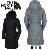 THE NORTH FACE〜冬を暖かく!W METROPOLIS PARKA II 3色