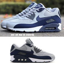 NIKE★AIR MAX 90 ESSENTIAL★24~30cm★WOLF GREY