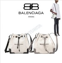 【送料無料】★BALENCIAGA★Navy Bucket 2色♪