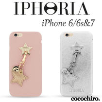 【国内発送】IPHORIA Star Lining Case★iPhone6/6s&7♪♪