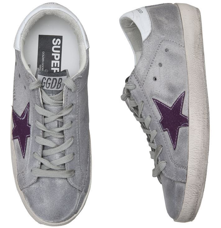 【関税負担】 GOLDEN GOOSE 17SS SUPERSTAR ASH GREY