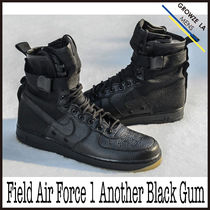 ★【NIKE】新色 Special Field Air Force 1 Another Black Gum