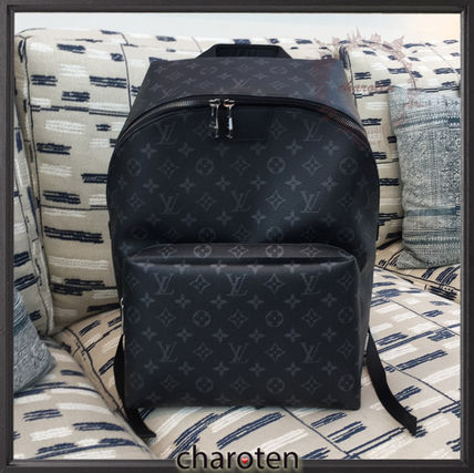 Louis Vuitton バックパック・リュック 【追跡付】新作・争奪戦☆モノグラムエクリプスバックパック(3)