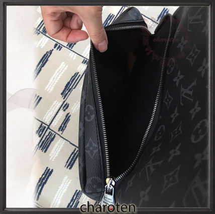 Louis Vuitton バックパック・リュック 【追跡付】新作・争奪戦☆モノグラムエクリプスバックパック(6)