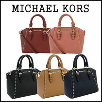 【即発3-5日着】Michael Kors★Ciara Grommet MD Messenger 2Way