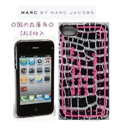 国内発送・即納【Marc by Marc Jacobs】iPhone4/4Sケース