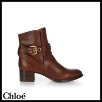 Chloe(クロエ)★Max leather ankle boots★