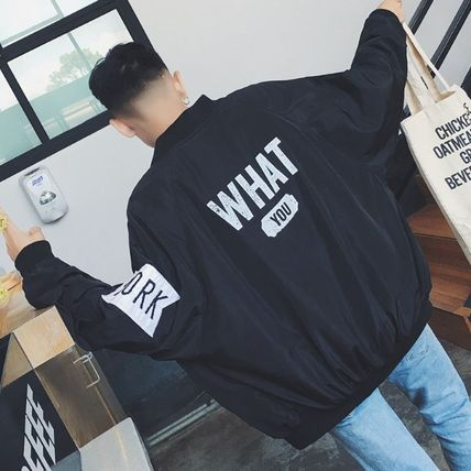 Tasty Ma-1 jacket over size trends
