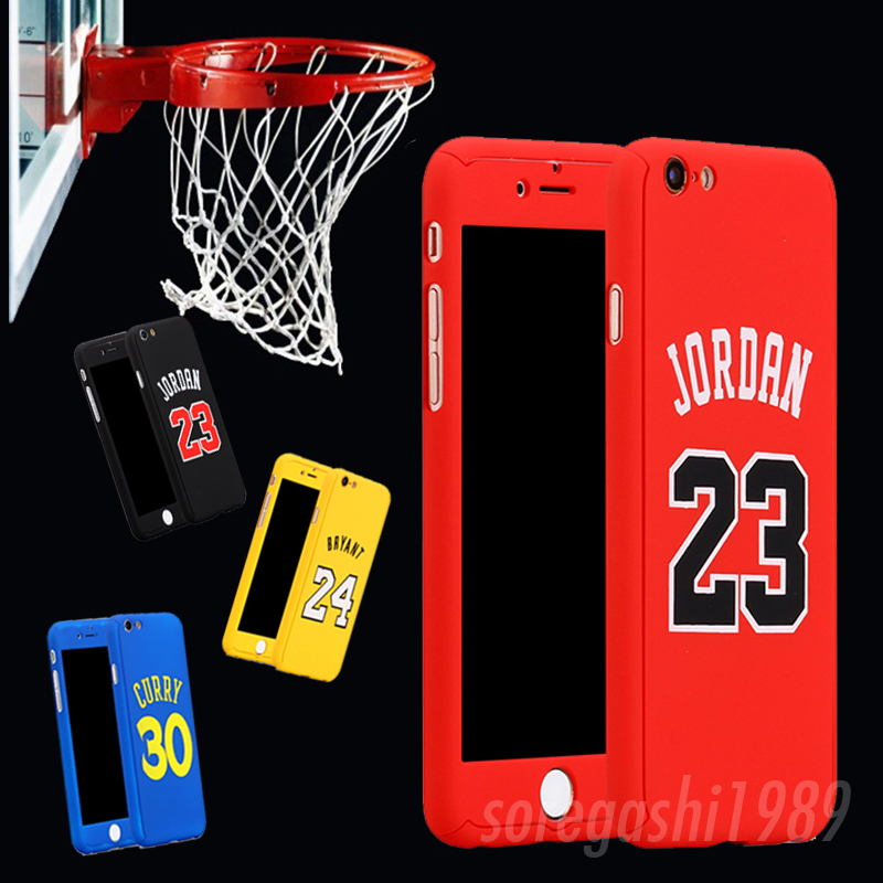 4色★NBA Jordan Curry Bryant iPhoneケース スマホケース♪
