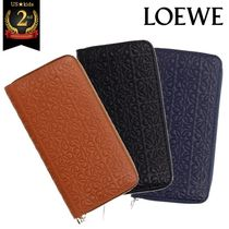 16SS★新作3色【LOEWE】ZIP AROUND WALLET *関税込*