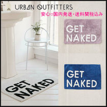 Urban Outfitters(アーバンアウトフィッターズ) ラグ・マット・カーペット 安心国内発送*Urban Outfitters Get Naked Bath Mat 3色 ♪