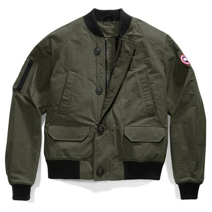 CANADA GOOSE ブルゾン 2017新作★カナダ限定★メンズ Faber Bomber Jacket 2色(2)