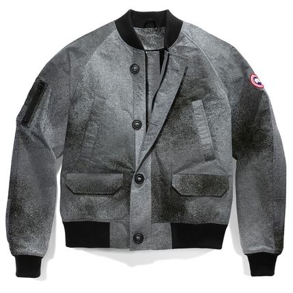 CANADA GOOSE ブルゾン 2017新作★カナダ限定★メンズ Faber Bomber Jacket 2色(3)