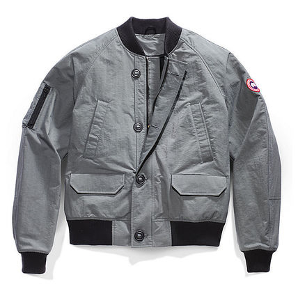 CANADA GOOSE ブルゾン 2017新作★カナダ限定★メンズ Faber Bomber Jacket 2色(5)