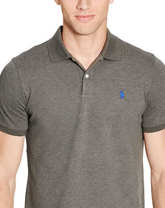 Ralph Lauren メンズ・トップス 【セール】POLO GOLF: CUSTOM-FIT STRETCH MESH POLO ポロシャツ(6)