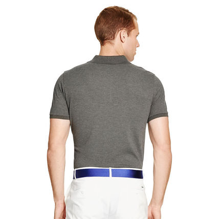 Ralph Lauren メンズ・トップス 【セール】POLO GOLF: CUSTOM-FIT STRETCH MESH POLO ポロシャツ(7)