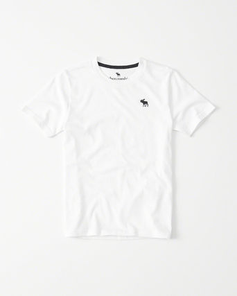 Abercrombie & Fitch トップス  新作 セール アバクロ・キッズ ボーイズ★  icon crew tee