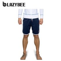 ◆LAZYBEE◆Popbeach Man Swim Pants - Navy (上着除外)