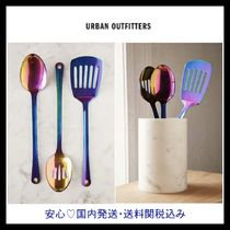 Urban Outfitters(アーバンアウトフィッターズ) 調理器具 安心国内発送*Urban Outfitters☆Metallic Serving Utensil Set