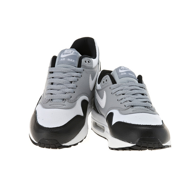 NIKE★WMNS AIR MAX 1★兼用★22~28cm★BLACK/WHITE-WOLF GREY