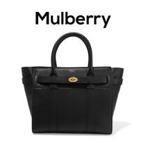 Mulberry Bayswater レザー トートバッグ【関税送料込】