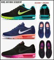 【NIKE】ナイキエアマックス☆NIKE AIR MAX SEQUENT 3色