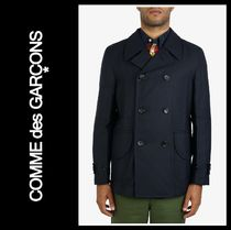 COMME des GARCONS(コムデギャルソン) ピーコート セール!関税送料無料★COMME des GARCONS★ピーコート